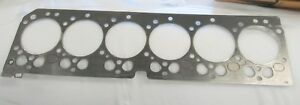 John Deere Engine Cylinder Head Gasket RE543671 GENSET, 6068, 6.8L Powertech