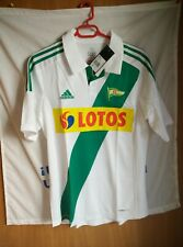 Nueva - New | Original | Camiseta futbol | Talla S y M | Lechia Gdansk (Polonia)