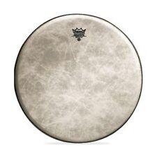 Remo Bass Drum Heads :  Fiberskyn, Fa Film, 22 Diameter