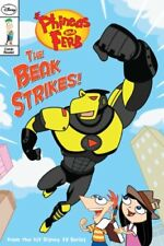 Phineas and Ferb Comic Reader #6: The Beak Strikes