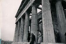 ATHENES c. 1938 - Temple de Héphaïstéion Grèce - DIV 3536