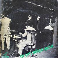 RARE JAZZ LP GERRY MILLIGAN QUARTET SALON DU JAZZ PARIS OG FR SWING LDM 30.008