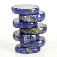 Natural stone Healing Lapis Lazuli Polished Rock Fossils Mineral Collecting Hot