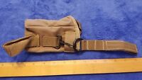 """NEW IN BAG"" AWICS POCKET RADIO POUCH Coyote, Survival Vest Genuine US Military"