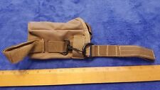 """""""NEW IN BAG"""" AWICS POCKET RADIO POUCH Coyote, Survival Vest Genuine US Military"""
