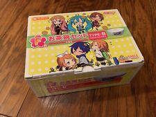 Vocaloid Collectable: Vocaloid Rice Bowl And Chopsticks Set