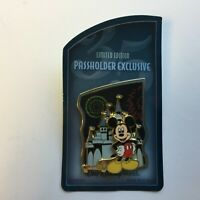 WDW - Passholder Exclusive - Magic Kingdom 2007 - Mickey Mouse Disney Pin 54462
