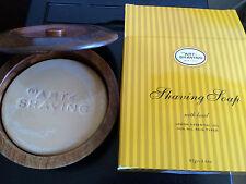 THE ART OF SHAVING SAPONE BARBA TALLOW + CIOTOLA LIMONE LEMON SOAP BOWL VALOBRA