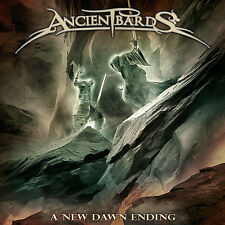 ANCIENT BARDS - A New Dawn Ending CD 2014  Rhapsody Edenbridge