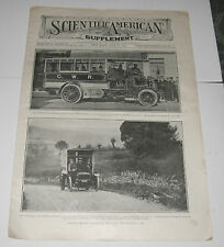 SCIENTIFIC AMERICAN SUPPLEMENT JULY 29 1905 - OMNIBUSES - SUBMARINE TOWERS