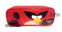 Angry Birds Space RED Pencil Case Pouch Rovio Angry Birds School Supplies Pouch