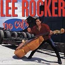 LEE ROCKER No Cats CD (Stray Cats) Ramblin Bass Shaky Town One Way or Another