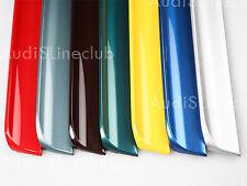 Painted For Jaguar X Type Boot lip spoiler x-type 01 08 4d