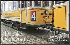 DENMARK HS72 (1006) Train Booklet, VF