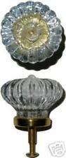 CLASSIC STYLE GLASS KNOB HANDLE DRESSER HOOSIER C0317