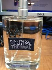 REACTION THERMAL KENNETH COLE COLOGNE EDT 3.4 OZ / 100 ML SPRAY TESTER NO BOX