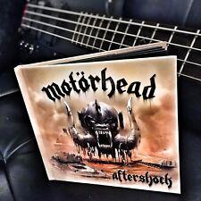 MOTÖRHEAD - AFTERSHOCK  Gatefold Collectors Edition CD.