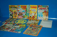 Lote 10 comics PEPE GOTERA Y OTILIO-SUPER CARPANTA-TIO VIVO  y mas..