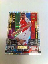 Arsenal Football Trading Cards Single 2014-2015 Season