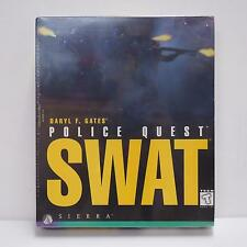 Police Quest: SWAT (PC, 1995) - new & sealed