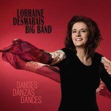 Lorraine Big Band Desmarais - Danses Danzas Dances [New CD] Canada - Import