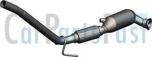 SK6002T Catalytic Converter SEAT ALTEA 1.9TDi (BKC; BJB engine) 5/04-