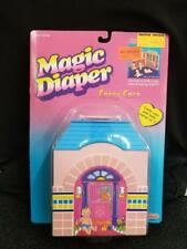 Vintage 1992 MAGIC DIAPER Doll Carry Case New Galoob Sealed