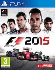 Formula 1: F1 2015 ~ PS4 (en una condición de)