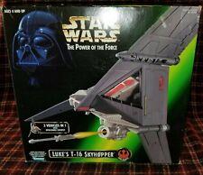 Hasbro Kenner Star Wars Luke's T-16 Skyhopper Action Vehicle