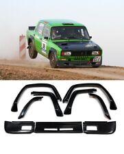 VAZ LADA 2105 2107 Nova Riva VFTS Rally Bodykit  fenders + lip widebody