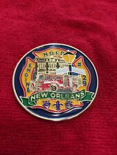 """New Orleans Fire Dept ENGINE 29 Challenge Coin """"pride Of The French Quarter"""""""
