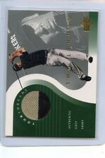 2001 Upper Deck Golf Tour Threads Tom Lehman