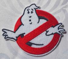 Ghostbusters PATCH Aufbügler Aufnäher Abzeichen Bügelbild Patch Cap Anime Logo