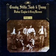Crosby, Stills, Nash & Young /  Dallas Taylor &  Greg Reeves  – Déjà Vu LP