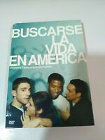 BUSCARSE LA VIDA EN AMERICA SERIE TV PRIMERA TEMPORADA - 2 X DVD Español Ingles