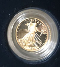 American Eagle Coin with COA 2000-W $5 Gold One-Tenth Ounce (1/10 Oz.)