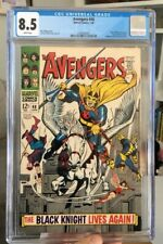 Avengers 48, First Appearance of Black Knight. Confirmed for Upcoming Movie!