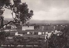 # ALBENGA: CASERMA PIAVE
