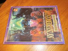 AD&D 2nd ed. Forgotten Realms boxed set: Menzoberranzan TSR Dungeons & Dragons