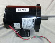 MARATHON ELECTRIC MOTOR 1725 RPM , 230V, 3 PHASE INVERTER .25HP .19KW 1800