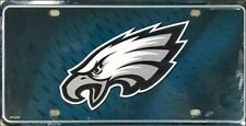 Philadelphia Eagles  Metal License Plate Sign Tag NFL