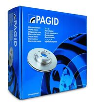 Pagid Front Brake Disc Audi:A6,A5,Q5,A4,A7 4G0615301 - Premium Brand Quality