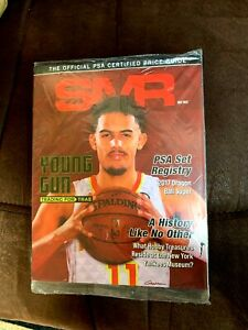 SMR Magazine July 2021 Trae Young Official PSA Certified Price Guide Sealed