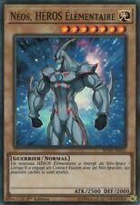 Yu-Gi-Oh! Néos, HEROS Elémentaire  SHVA-FR031 -VF/Super Rare-