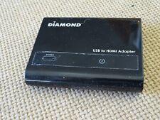 Diamond Usb to Hdmi Adapter