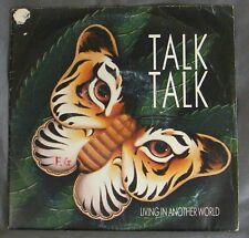 ♫ 45 T - TALK TALK - VIDA EN ANOTHER WORD / PARA QUÉ IT'S VALE LA PENA ♫
