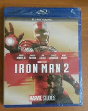 Iron Man 2   BR + DIGITAL CODE    MARVEL STUDIOS  see detail