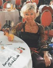 SHEILA REID Signed 10x8 Photo MADGE In BENIDORM   COA