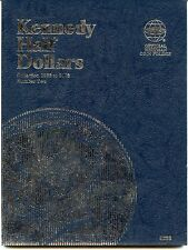 Coin Folder - Kennedy Half Dollars Collection - 1986 to 2008 Set - Whitman 9698