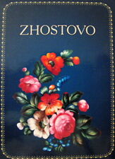 Russian 54 Playing Cards Deck ZHOSTOVO Sealed New